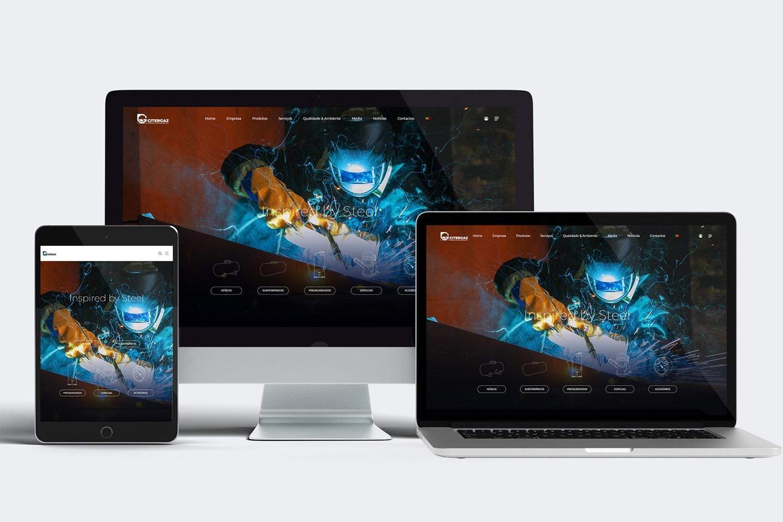 webdesign website citergaz