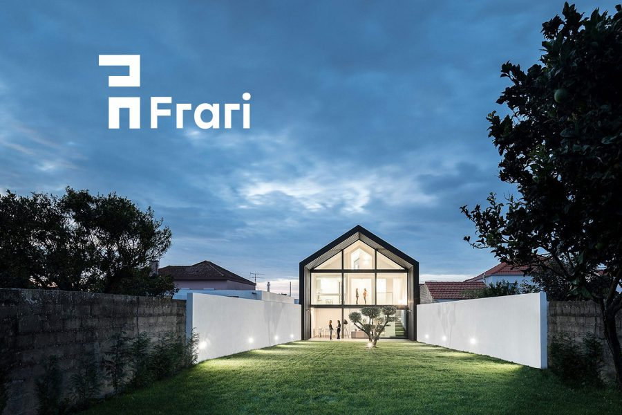 capa de projecto frari arquitectos