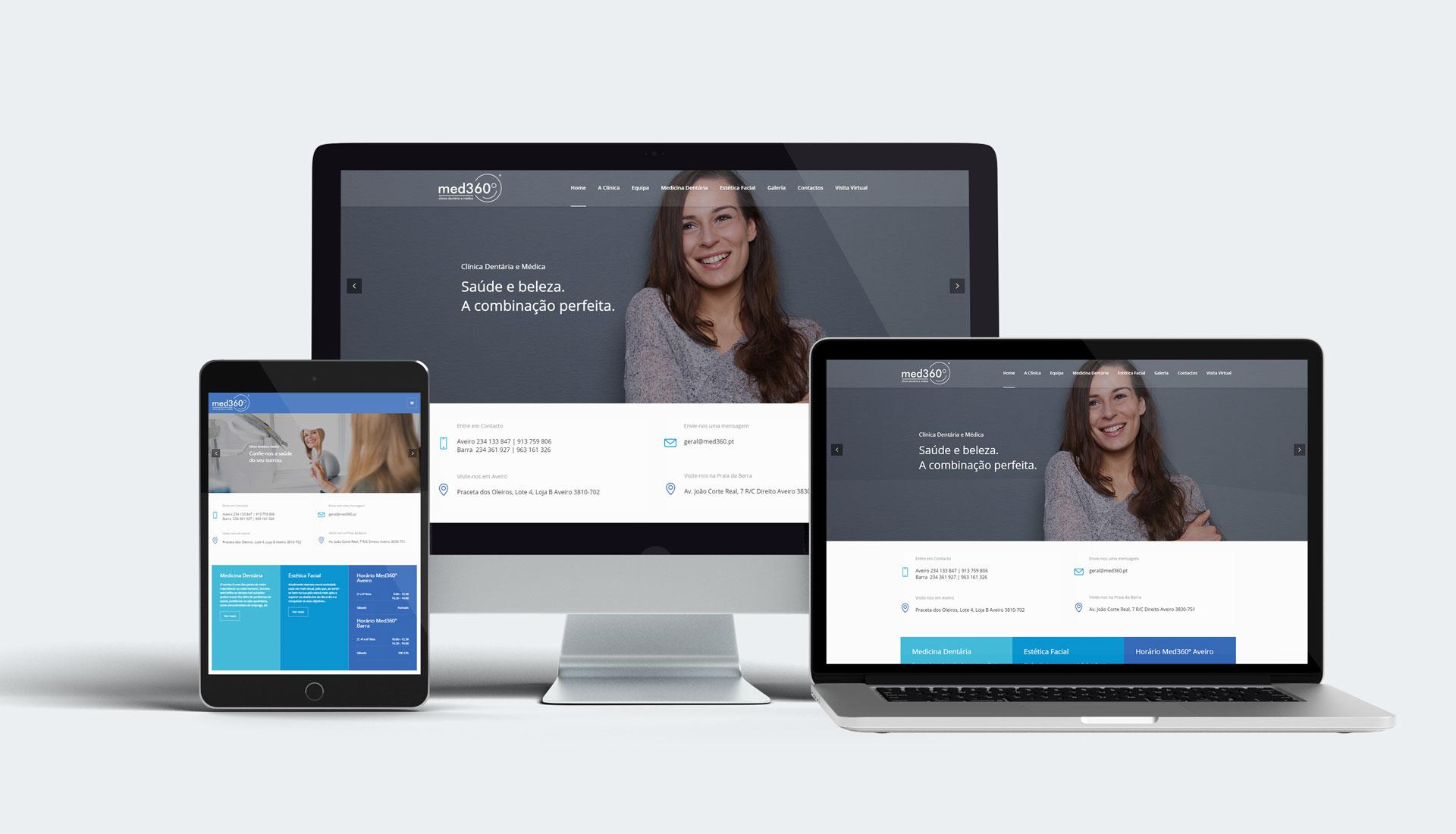 webdesign website med360