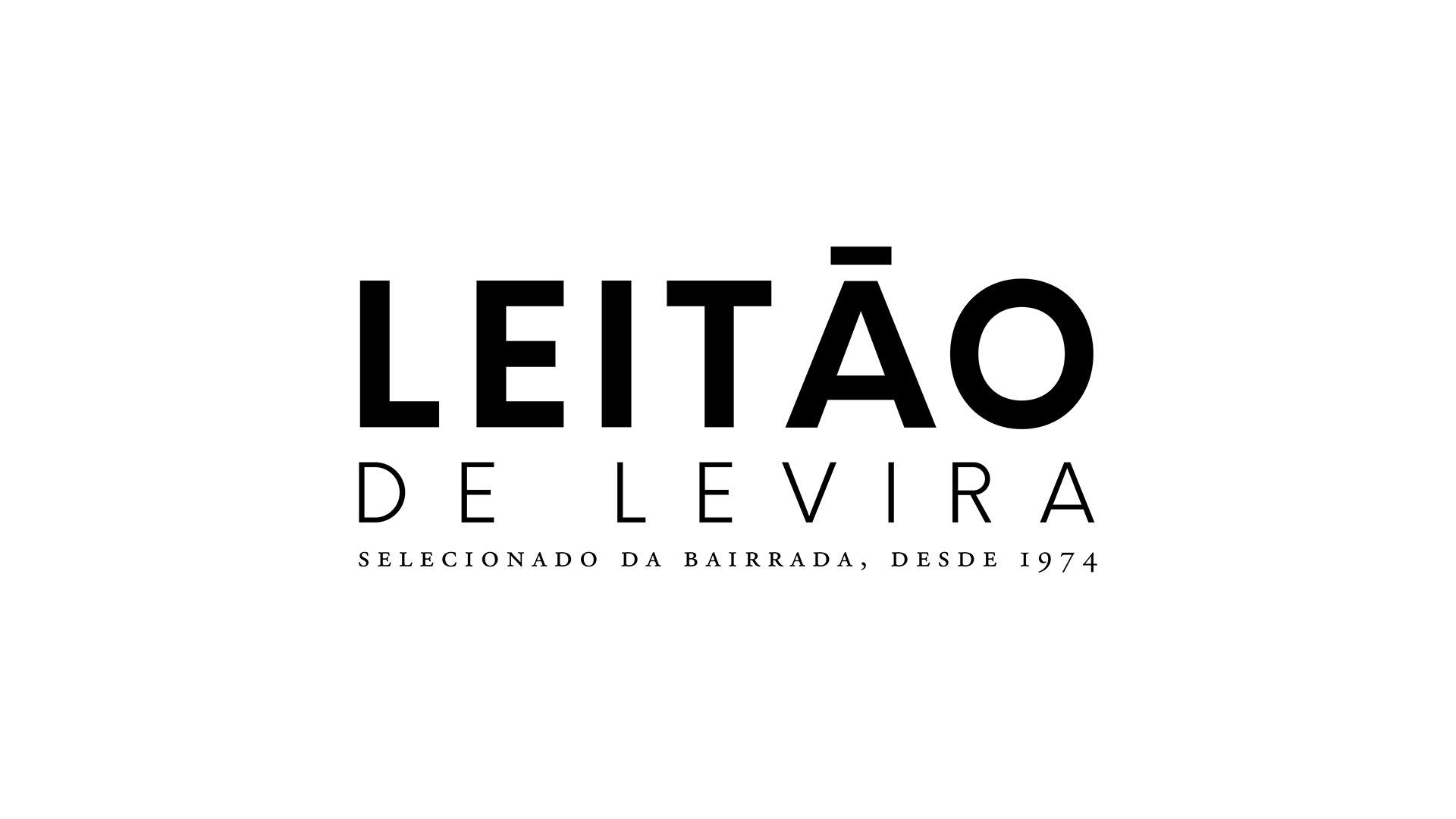 branding-design de logotipo leitao de levira pela agencia React